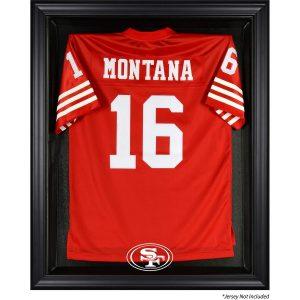 San Francisco 49ers Fanatics Authentic Black Framed Jersey Display Case